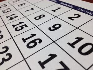 calendar, date, time